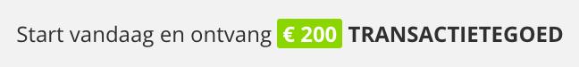 binck gratis transactiekosten
